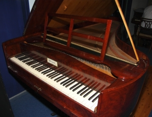 Schureck Marschick 1823 grand fortepiano music instrument