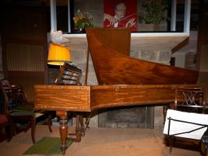 schureck broadwood 1816 grand fortepiano