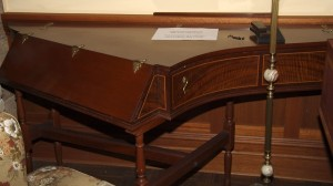 4. Baker Harris Spinet no 1
