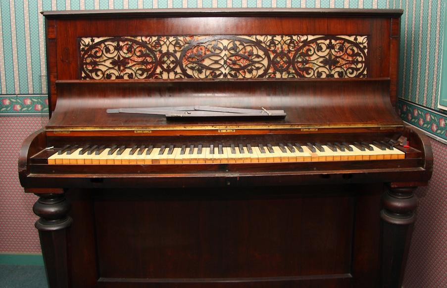 Piano forte makers in england for Piani cottage piccolo lago